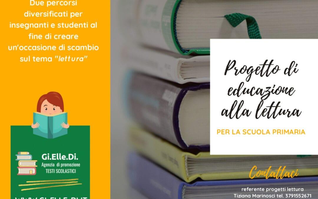 Progetto di educazione alla lettura per la scuola Primaria